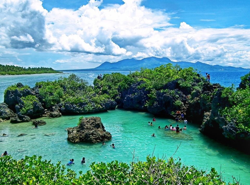 Paguriran Island and Lagoon is one of the best tourist spots/attractions in Sorsogon province