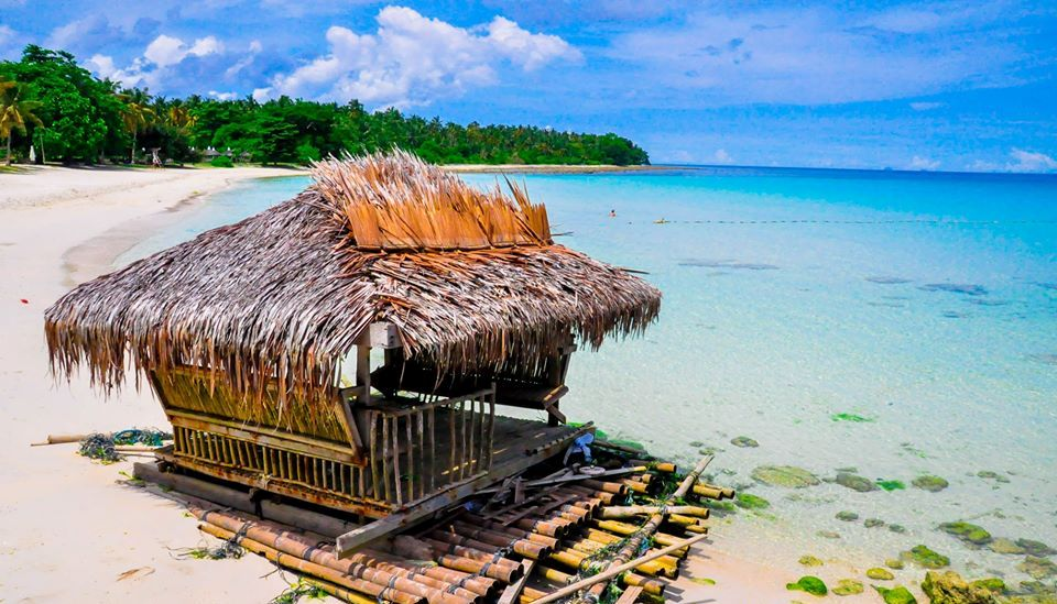 Malamawi Beach is one of the best Basilan tourist spots