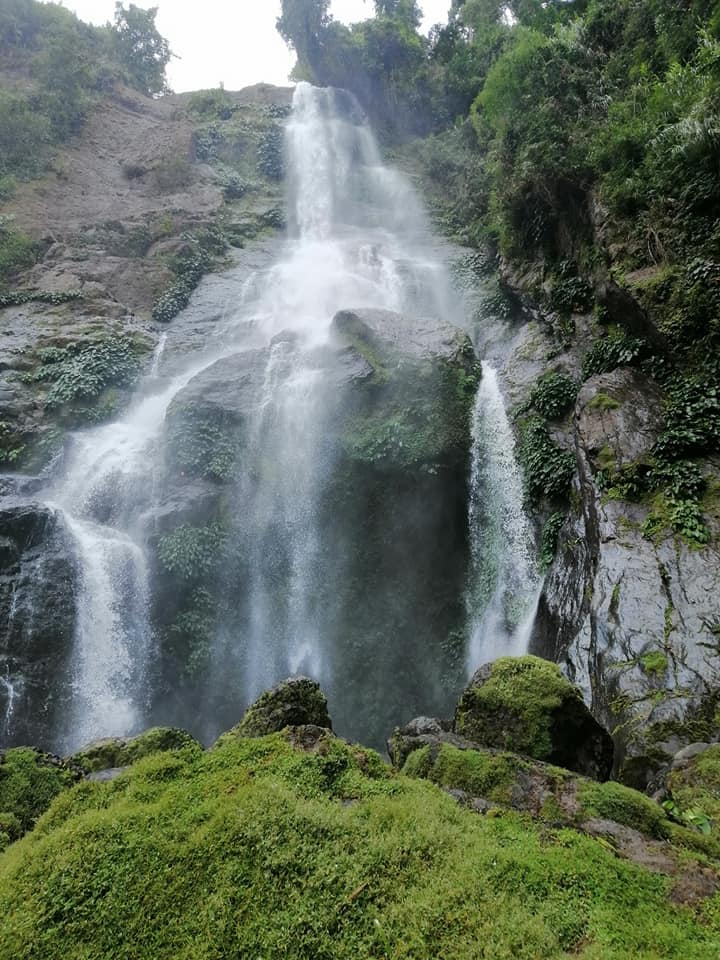 Ganano Falls is one of the best Quirino tourist spot/attractions