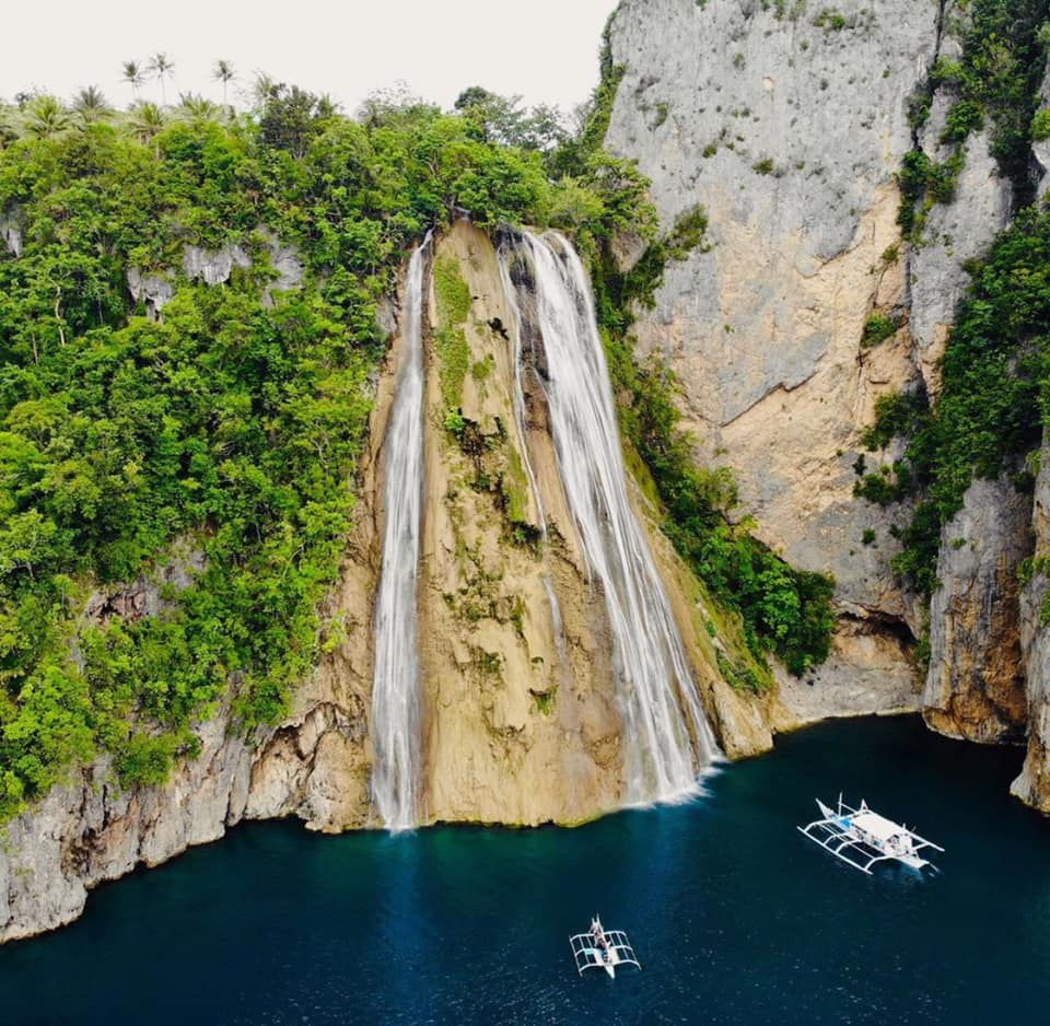 Catandayagan Falls is one of the best tourist spots/attractions in Masbate province