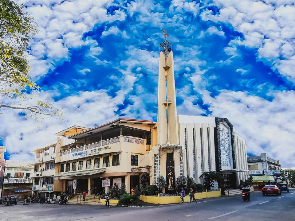 Sta Isabel Cathedral is one of the best Basilan tourist spots