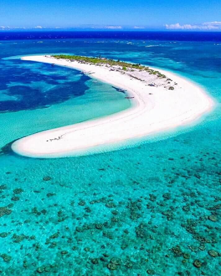 Seco Island is one of the best Antique tourist spot