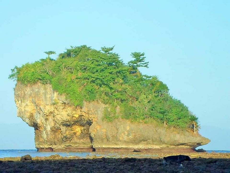 Ave Maria Islet is one of the best guimaras tourist spot