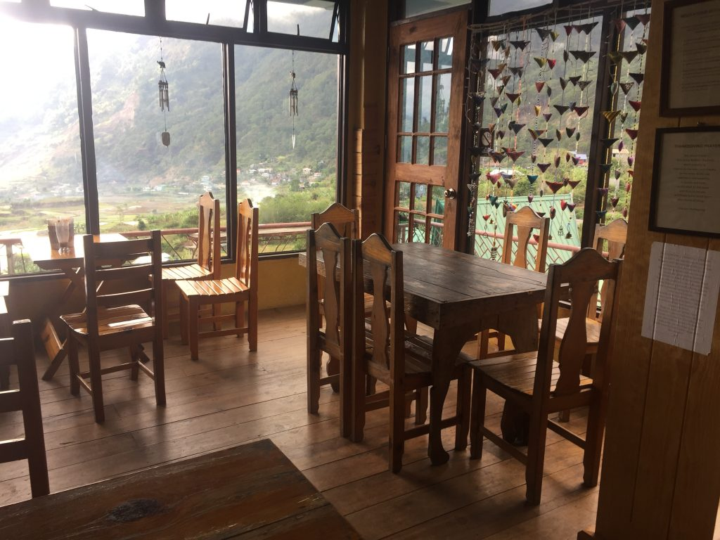 Gaia Cafe is one of the best places to visit in Sagada