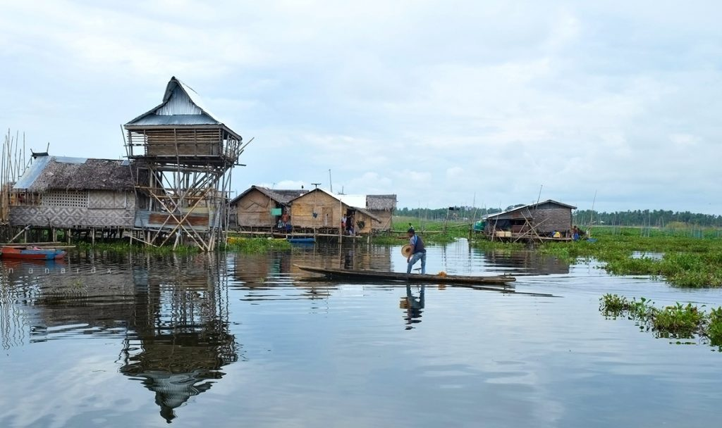 Lake Buluan is one of the best Maguindanao tourist spots.