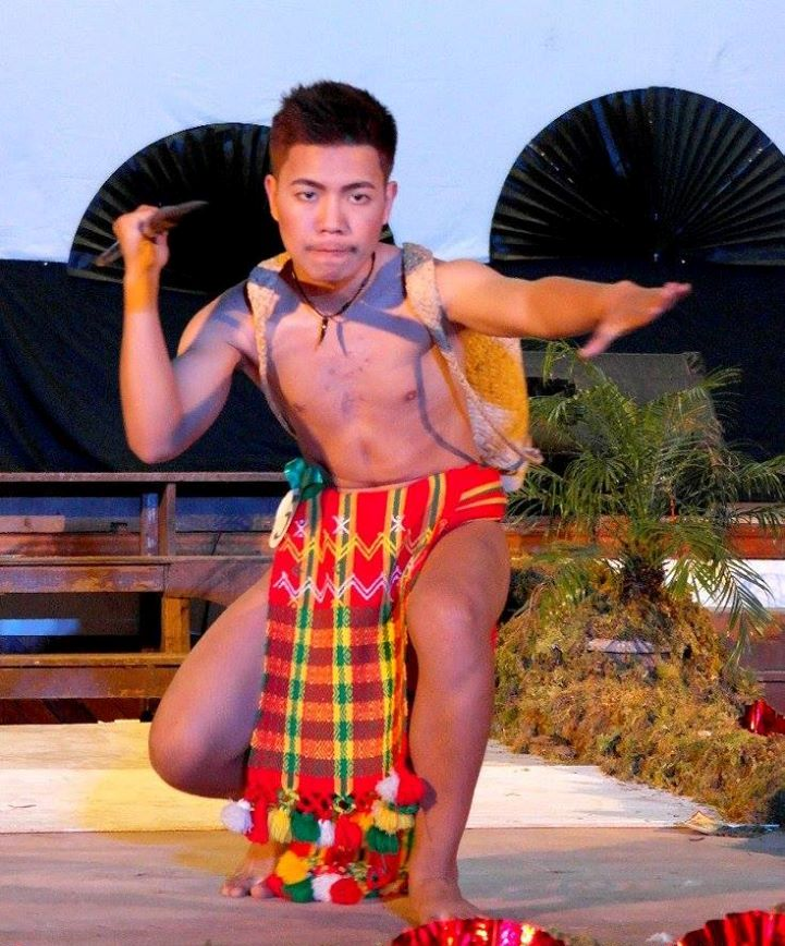An Igorot Costume for Males and kids