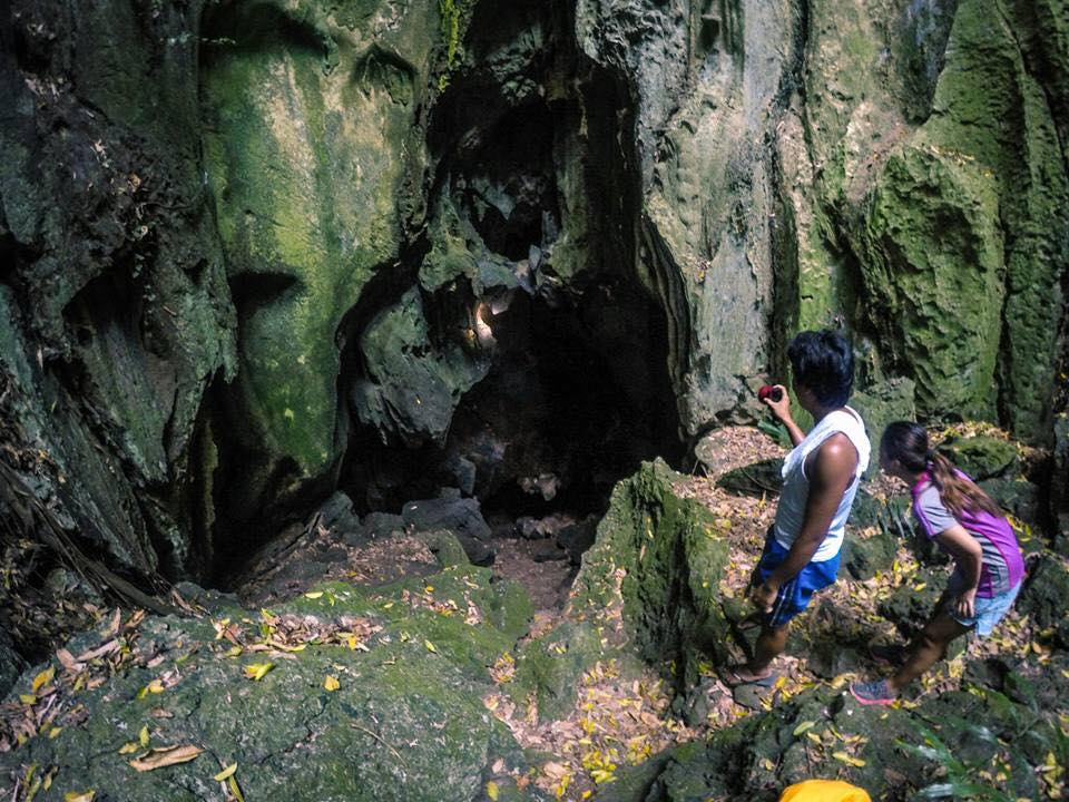 Bathala Cave is one of the best tourist spots/attractions/destinations in Marinduque