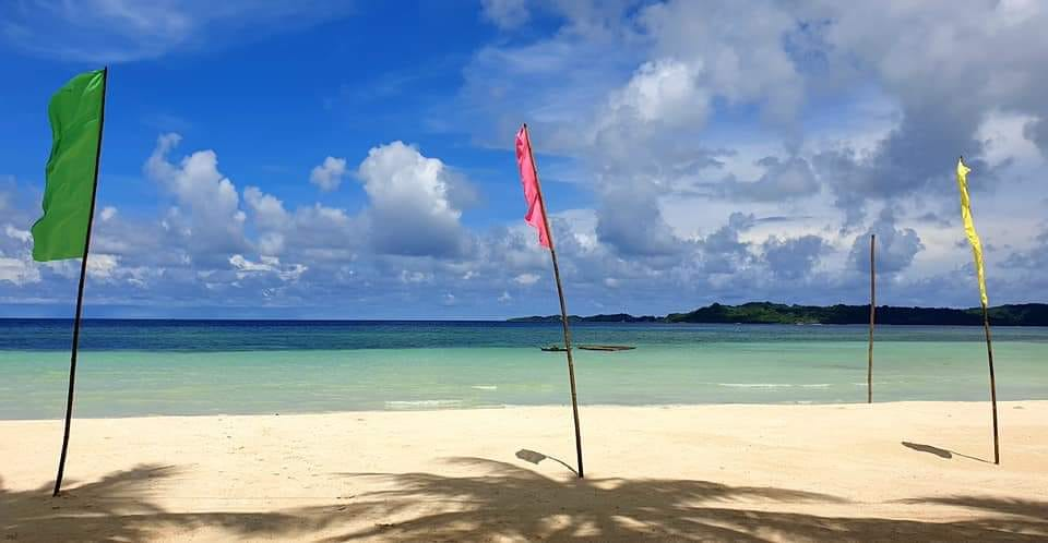 Inasakan Beach is one of the tourist spots/destinations in Occidental Mindoro