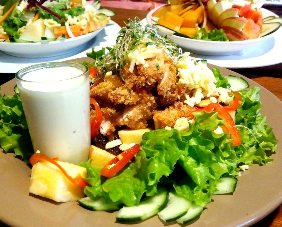 Health 102 is one of the affordable restaurants in Baguio City